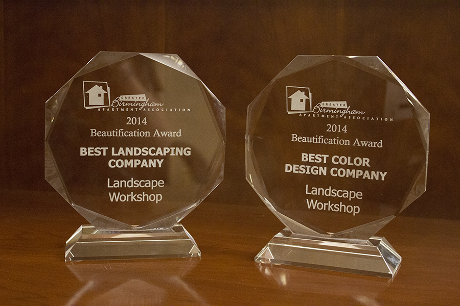 Landscape Workshop and Clients Win at 2014 GBAA Beautification Awards
