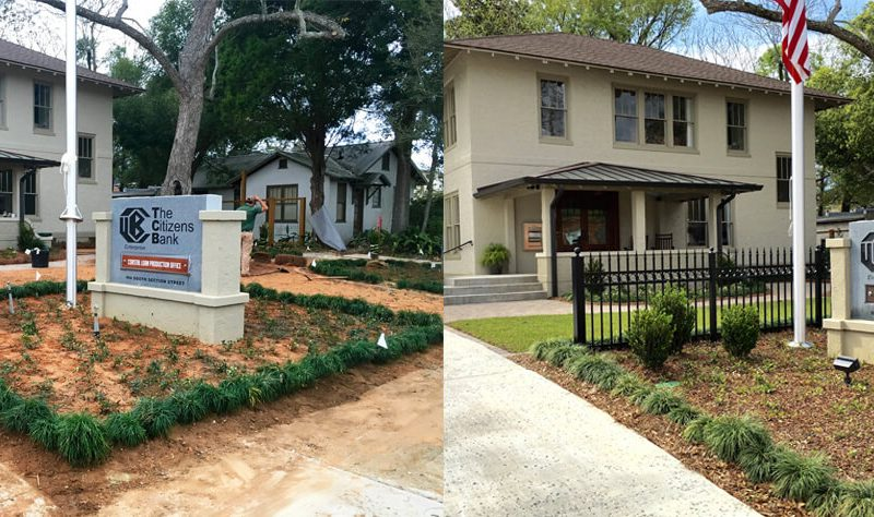 Award-Winning Landscaping Renovations in the Gulf Coast