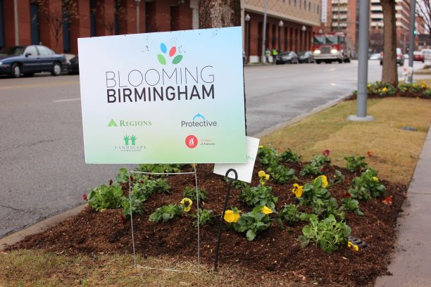 Landscape Workshop Participates in Blooming Birmingham